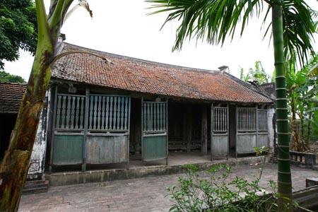 Làng du lịch văn hóa Vũ Đại