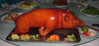 Du lịch Sapa thưởng thức lợn cắp nách