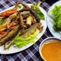 Cá suối Mộc Châu